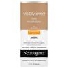 Neutrogena, ビザブリー・イーブン、日焼け止め配合デイリーモイスチャライザー、SPF 30、1.7 fl oz (50 ml)