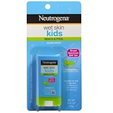 Отзывы о Neutrogena, Wet Skin Kids, твердое средство для загара, SPF 70+, 13 г