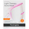 Neutrogena, Light Therapy Acne Mask, 1 Mask and 1 Activator with 30 Daily Treatment Sessions