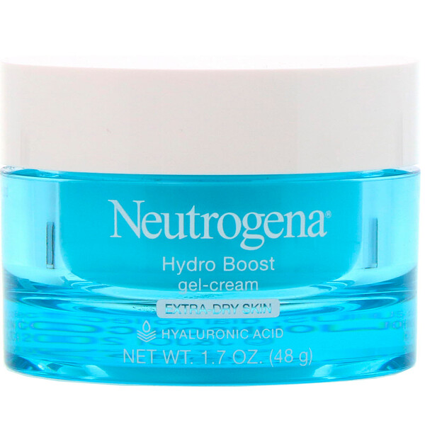 Hydro Boost, Gel-Cream, Extra-Dry Skin, Fragrance-Free, 1.7 oz (48 g)