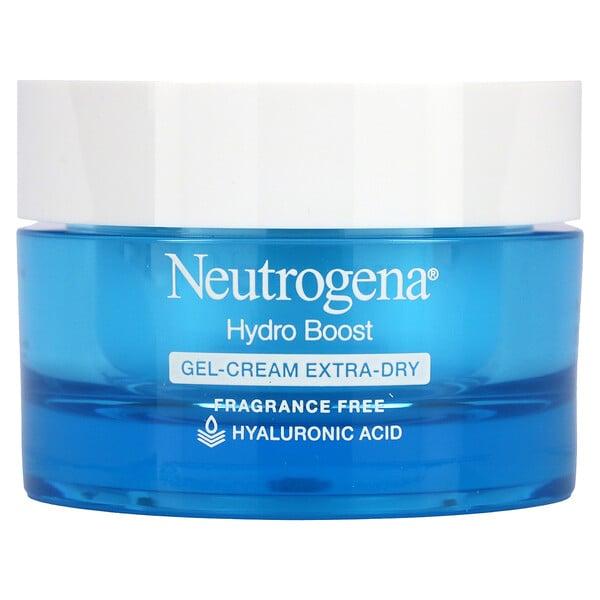 Hydro Boost, Gel-Creme, Pele Extremamente Seca, Sem Perfume, 1,7 oz (48 g)