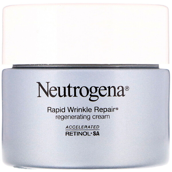 Neutrogena, Rapid Wrinkle Repair, Regenerating Cream, 1.7 oz (48 g)