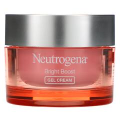 Neutrogena, Bright Boost,凝膠霜,1.7 盎司(50 毫升)