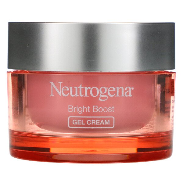 Neutrogena, Bright Boost,凝膠霜,1.7 盎司(50 毫升)
