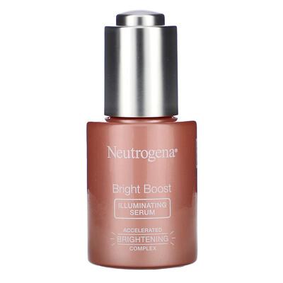 Купить Neutrogena Bright Boost, Illuminating Serum, 1.0 fl oz (30 ml)
