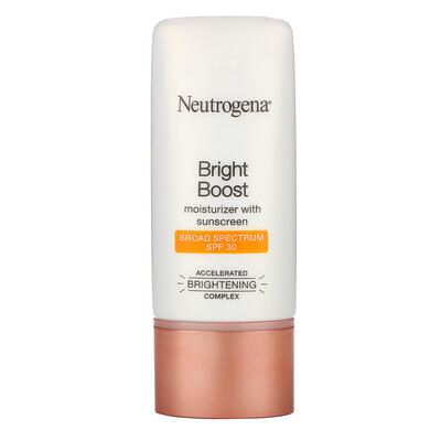 Купить Neutrogena Bright Boost Moisturizer, SPF 30, 1 fl oz (30 ml)