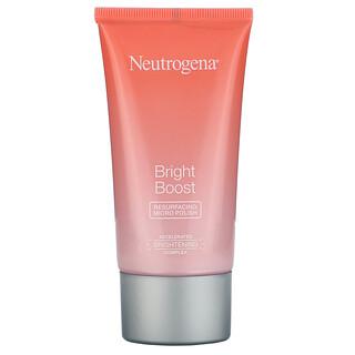 Neutrogena,  Bright Boost, Resurfacing Micro Polish, 2.6 fl oz (75 ml)