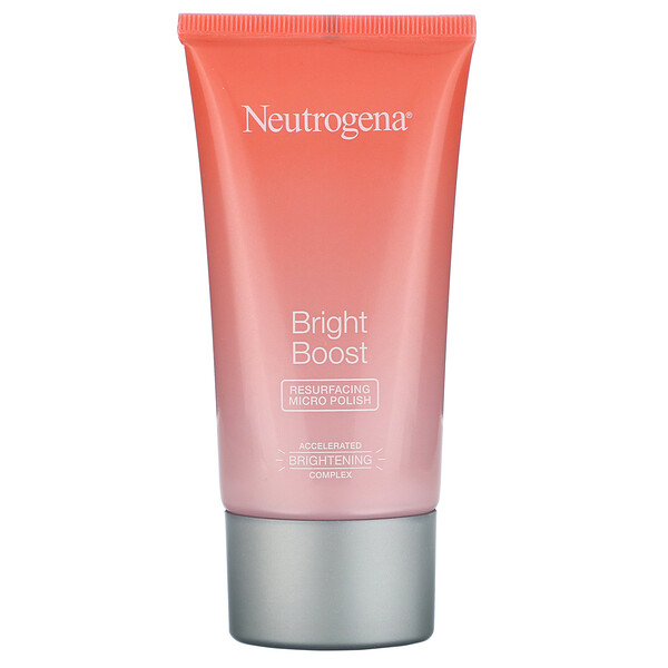 Neutrogena,  Bright Boost, Resurfacing Micro Polish, 2.6 fl oz (75 ml)