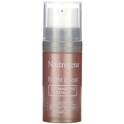 Купить Neutrogena Bright Boost, Illuminating Serum, 0.3 fl oz (9 ml)