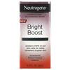 Neutrogena, Bright Boost, Illuminating Serum, 0.3 fl oz (9 ml)