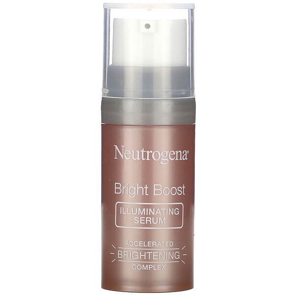 Neutrogena, Bright Boost, Illuminating Serum, 0.3 fl oz (9 ml)