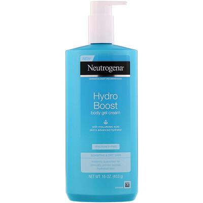Neutrogena Hydro Boost, крем-гель для тела, 16 унц. (453 г)  - купить со скидкой
