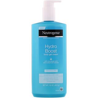 Neutrogena, Hydro Boost, Body Gel Cream, 16 oz (453 g)