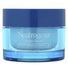Neutrogena, 水潤促進,夜用精華霜,1.7 盎司(48 克)