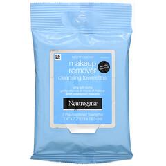 Neutrogena,  卸妝清潔面巾,7 片預濕毛巾