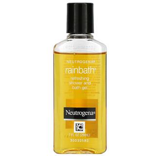 Neutrogena, Rainbath,清爽沐浴露,1 液量盎司(29 毫升)