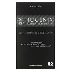 Nugenix, 游離睾酮助推器,90 粒膠囊