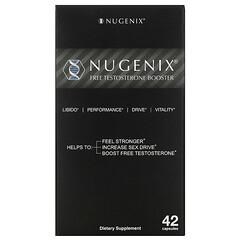 Nugenix, 游離睾酮助推器,42 粒膠囊