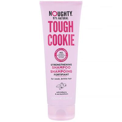 Купить Noughty Tough Cookie, Strengthening Shampoo, For Weak, Brittle Hair, 8.4 fl oz (250 ml)