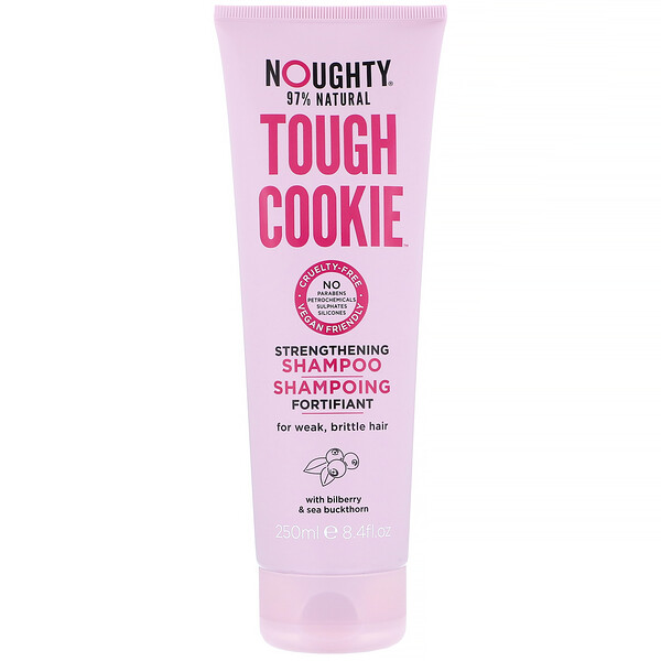 Tough Cookie, Strengthening Shampoo, For Weak, Brittle Hair, 8.4 fl oz (250 ml)