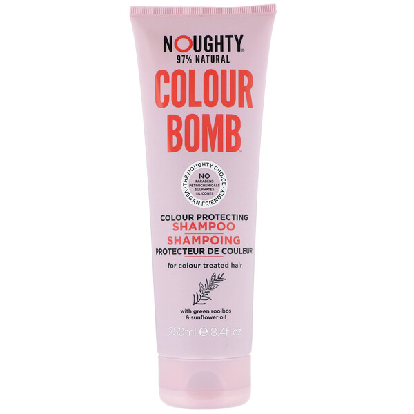 Colour Bomb, shampoo para proteção da cor, 250 ml