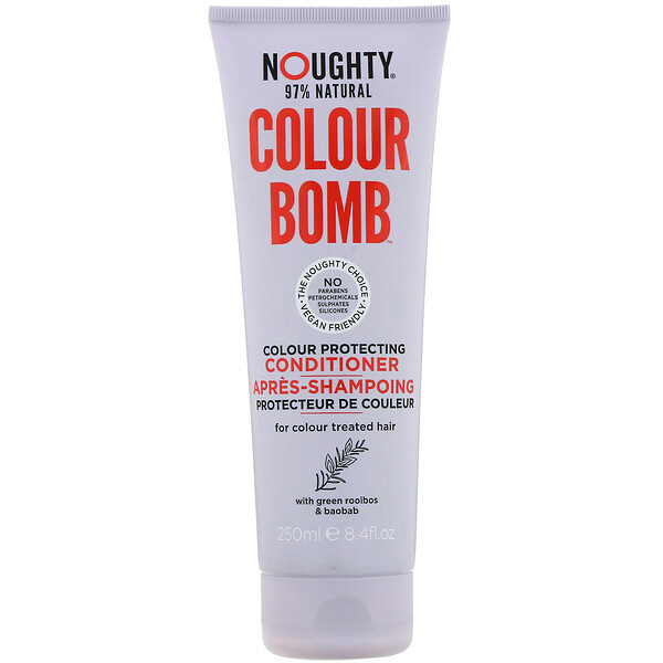 Noughty, Colour Bomb, Colour Protecting Conditioner, 8.4 fl oz (250 ml)
