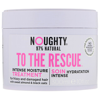 Noughty, To The Rescue, Intense Moisture Treatment, 10 fl oz (300 ml)