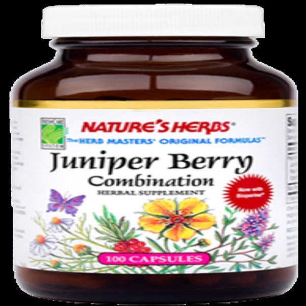Nature's Herbs, Juniper Berry, 100 ct (Discontinued Item)