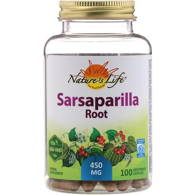 Корень сассапарили, 100 капсул