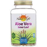 Отзывы о Nature's Herbs, Aloe Vera, Inner Leaf, 100 Vegetarian Capsules