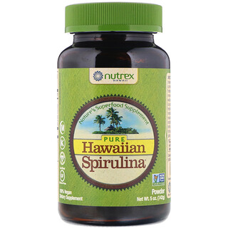 Nutrex Hawaii, Pure Hawaiian Spirulina, Powder, 5 oz (142 g)