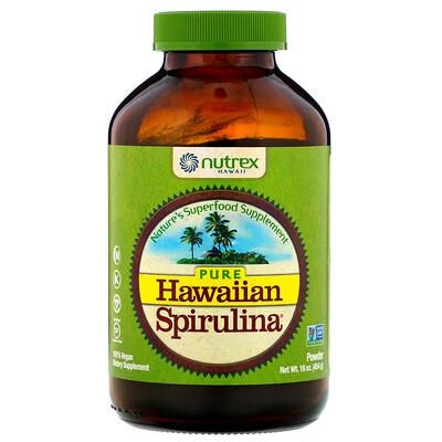 Pure Hawaiian Spirulina, Powder, 16 oz (454 g)