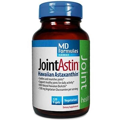 JointAstin, Hawaiian Astaxanthin, 120 V-Gels