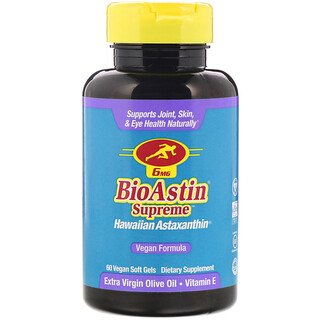 Nutrex Hawaii, BioAstin Supreme, 6 mg, 60 V-Gels