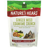 Nature's Heart, Ginger Miso Edamame Crunch, 4 oz (113 g)