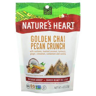Nature's Heart, Golden Chai Pecan Crunch, 4 oz (113 g)
