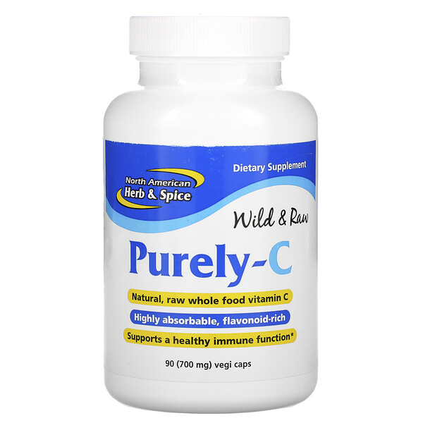 Purely-C, 700 mg, 90 Vegicaps