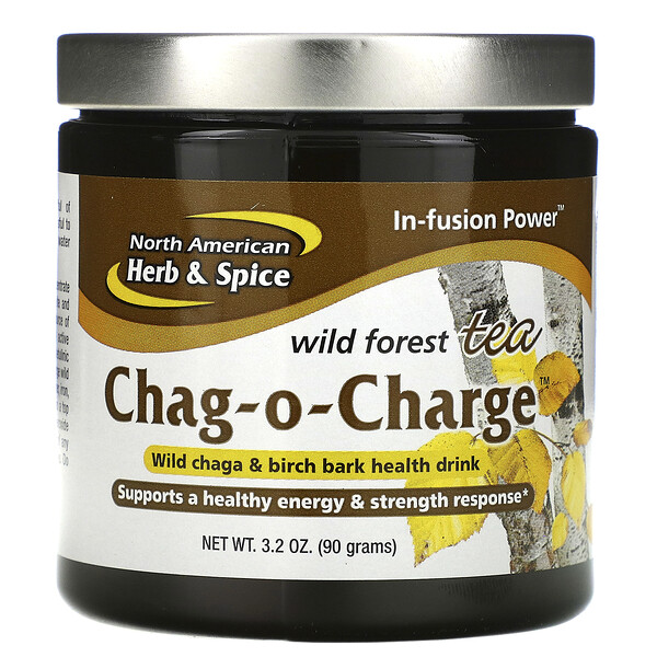Chag-O-Charge, Wild Forest Tea, 3.2 oz (90 g)