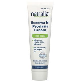 Natralia, Crema para Eczema y Psoriasis, 2 oz (56 g)