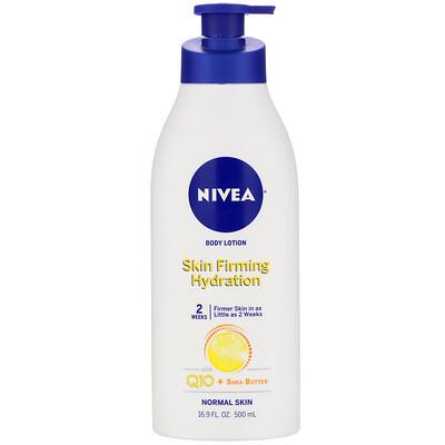 Nivea Body Lotion, Skin Firming Hydration, 16.9 fl oz (500 ml)