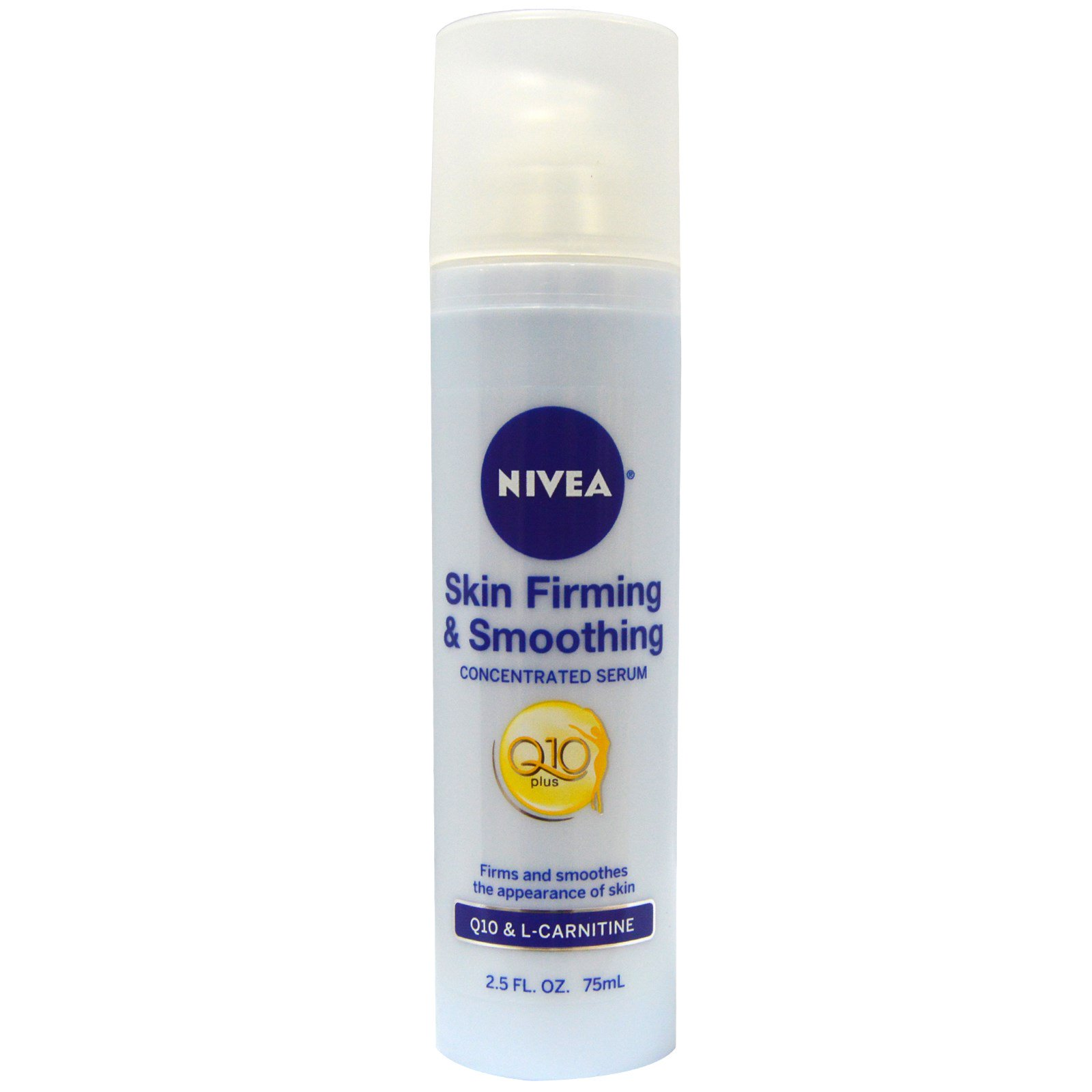NIVEA Skin Firming  Smoothing Concentrated Serum 2.50 oz CAILYN DizzolvIt Makeup Melt Cleansing Cream 3.4 Oz