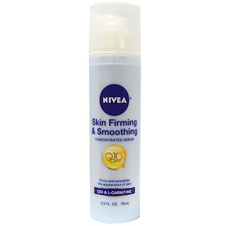 Nivea, Skin Firming & Smoothing Concentrated Serum, 2.5 fl oz (75 ml)