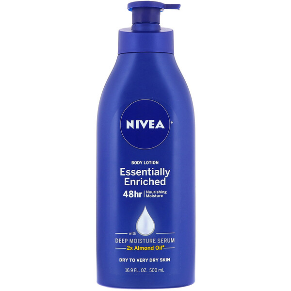 Body Lotion, Essentially Enriched, 16.9 fl oz (500 ml)