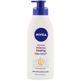 Nivea, Hidratación Extendida, Loción Corporal, Para Piel de Seca a Muy Seca, 16.9 fl oz (500 ml)
