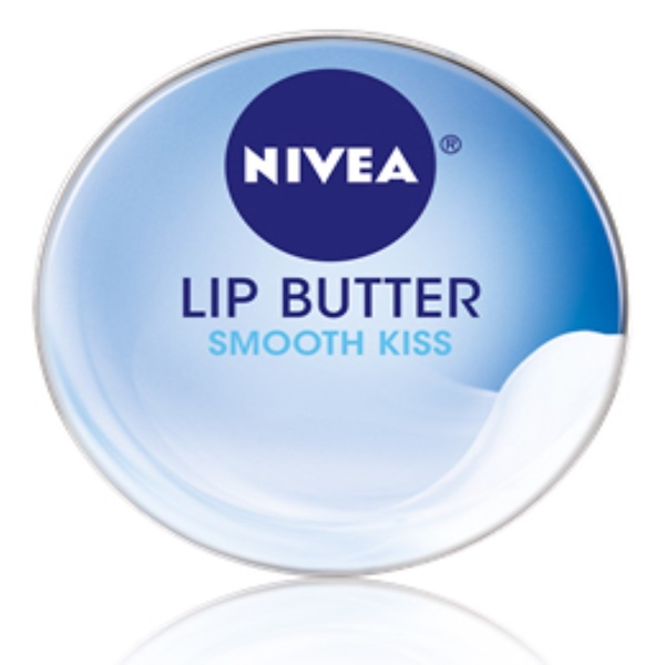 Nivea, Lip Butter, Smooth Kiss, 0.59 oz (16.7 g) (Discontinued Item)