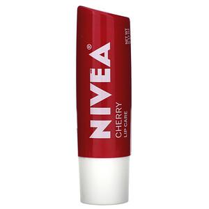 Нивеа, Lip Care,  Cherry, 0.17 oz (4.8 g) отзывы покупателей