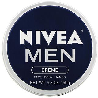 Nivea, 男式,霜,5.3 盎司(150 克)