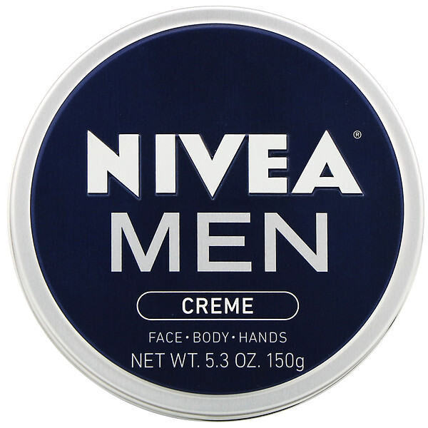 Nivea, Men, Creme, 5.3 oz (150 g)