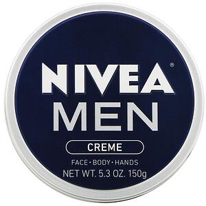 Нивеа, Men, Creme, 5.3 oz (150 g) отзывы