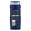 Nivea, Men, Refreshing 3-in-1 Body Wash, Shampoo, Sport, 16.9 fl oz (500 ml)